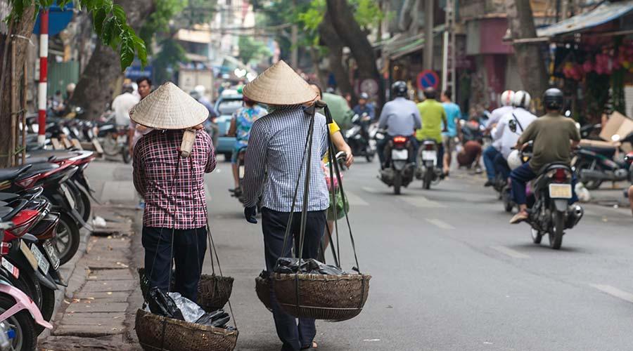 Hanoi rondreis in Vietnam