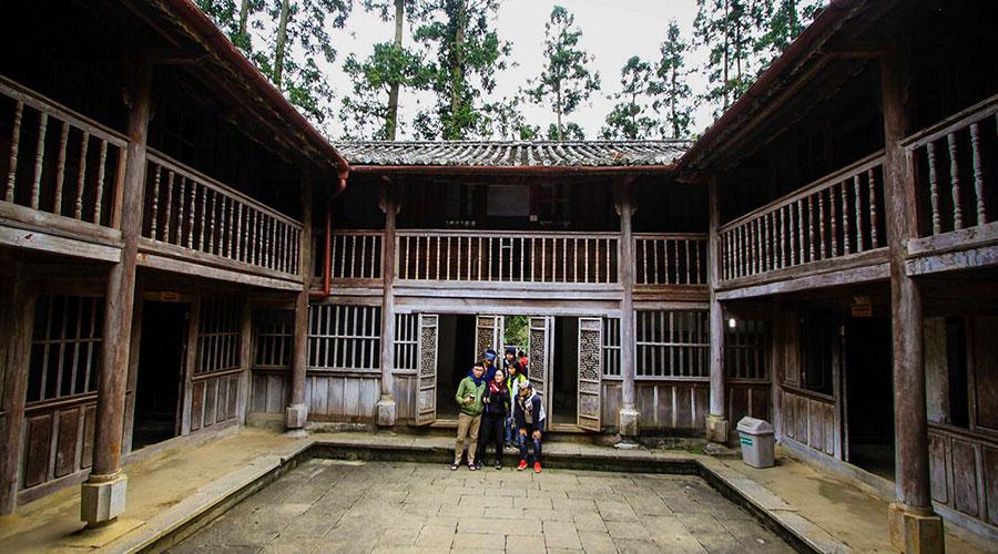 Hmong Kings' Palace in Ha giang