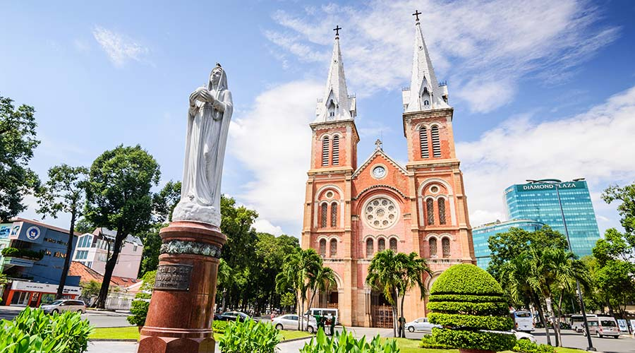 Ho Chi Minh City rondreis in Vietnam
