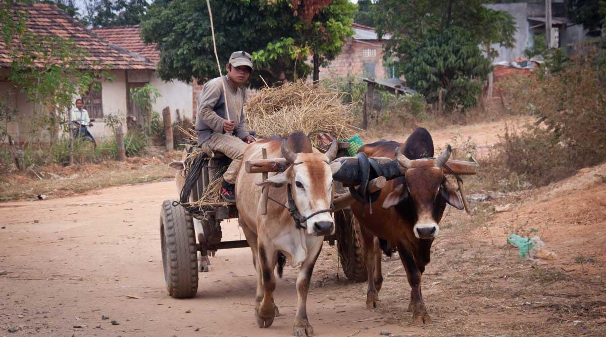 Kontum in Vietnam