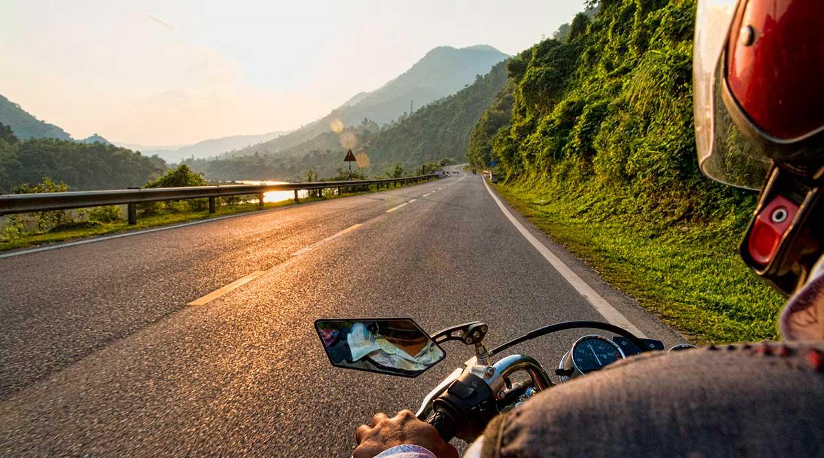 motorrijden in Vietnam