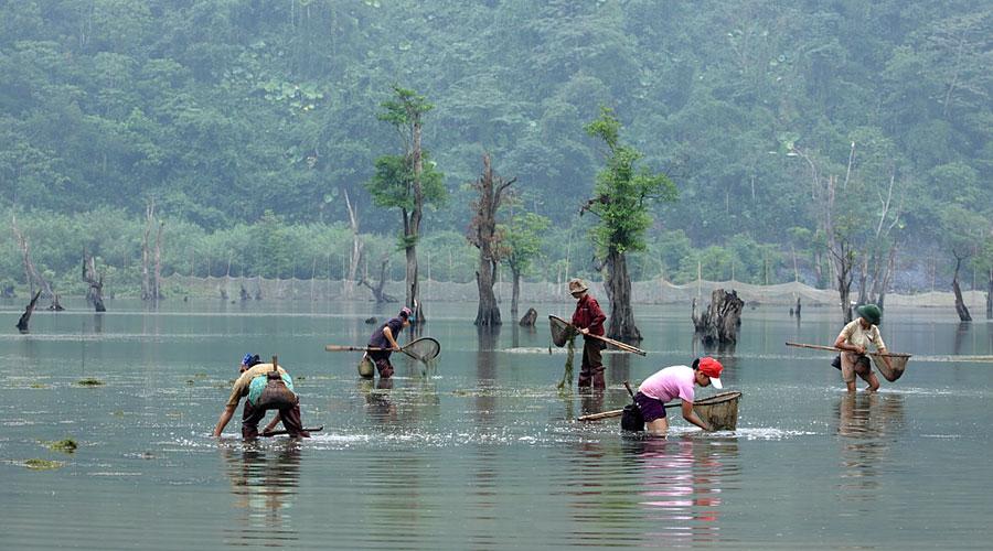 Noong meer in Ha Giang