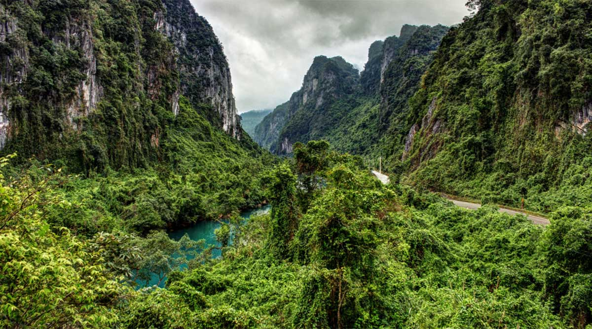 Phong Nha off the beaten track in Vietnam