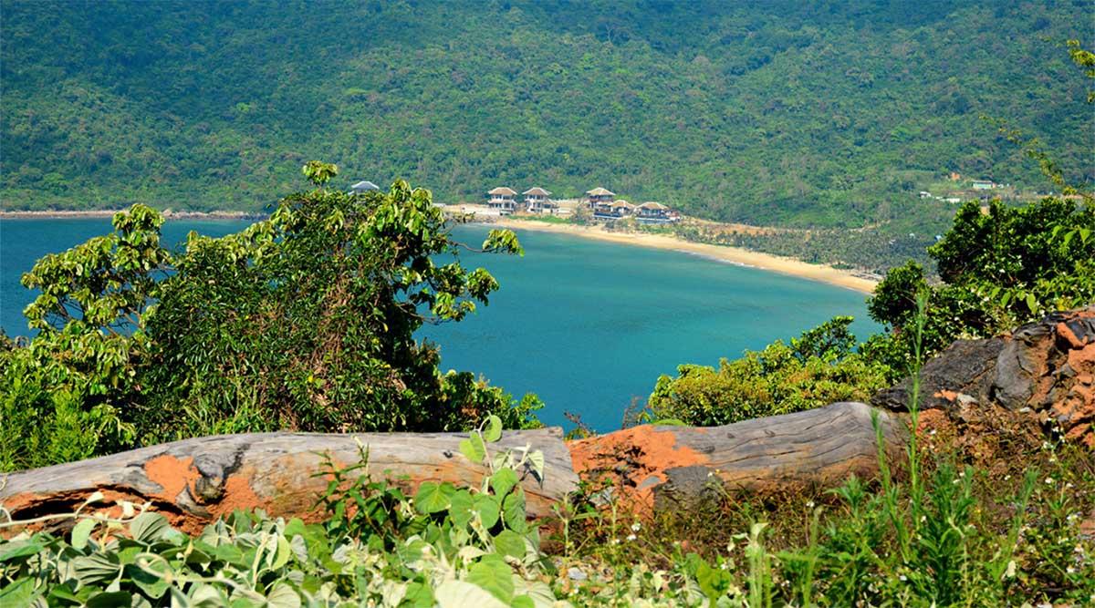 Son Tra, Da Nang strand
