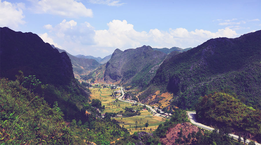 Sung La in Ha Giang
