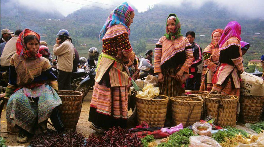 Vietnam etnische minderheid