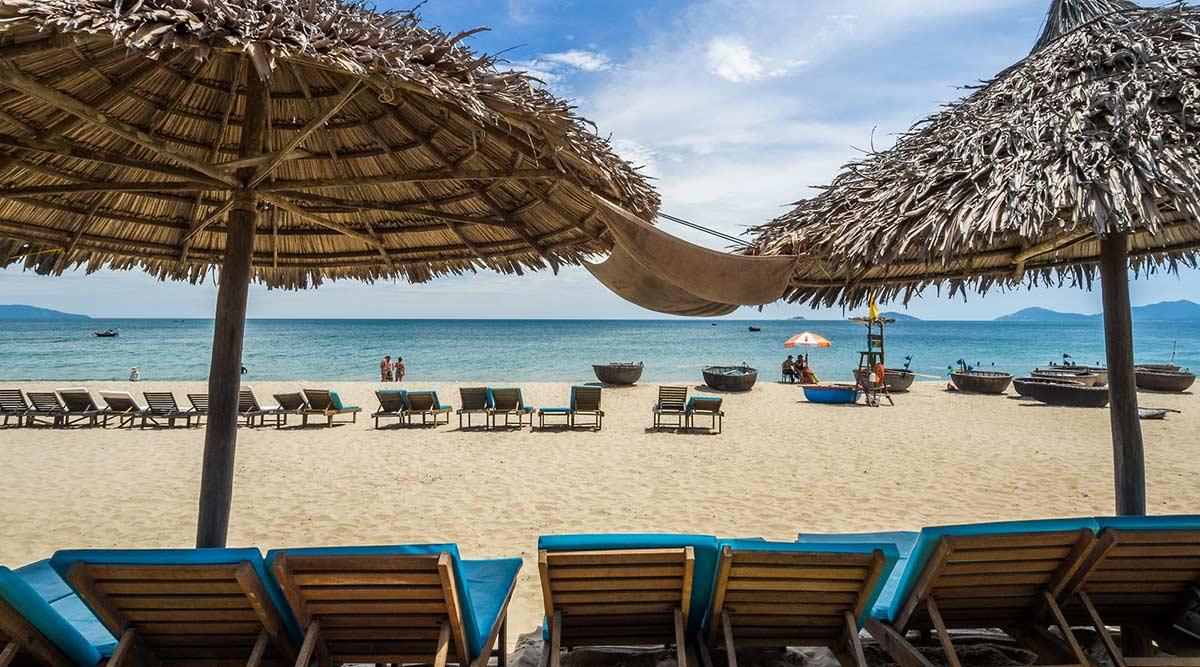 An Bang strand Hoi An