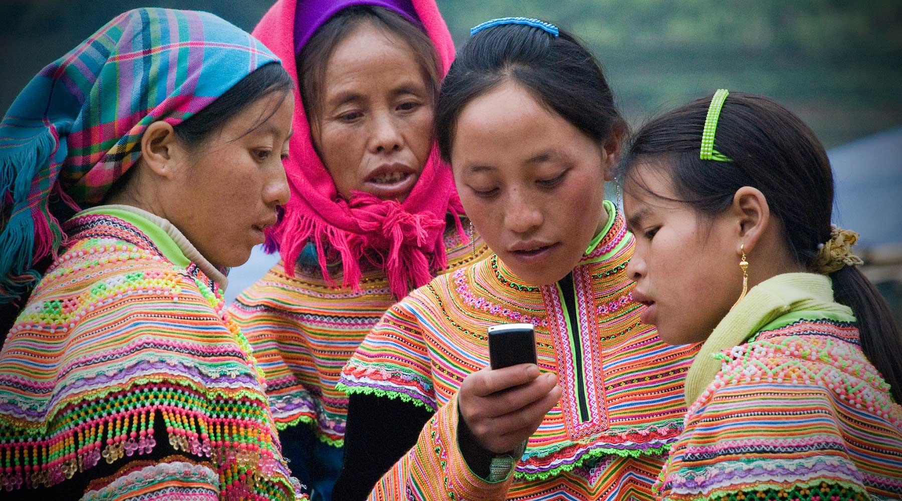 Simkaart kopen in Vietnam