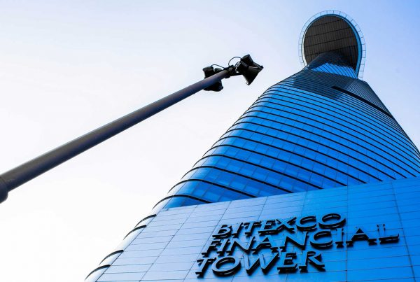 Bitexco Tower en Skydeck
