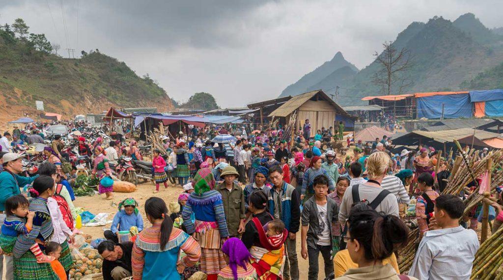 Can Cau Market