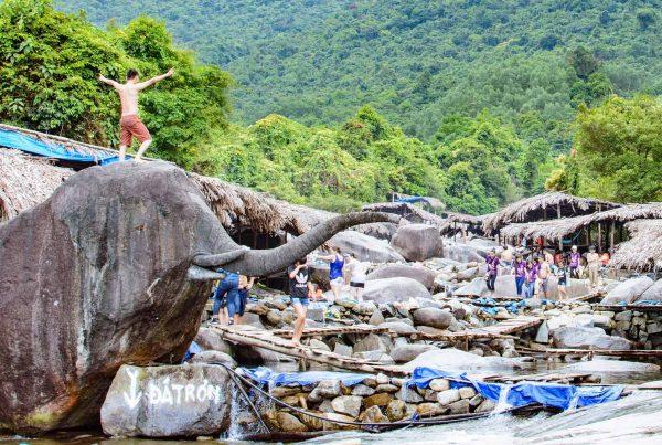 Elephant Springs (Suoi Voi) bij Hue