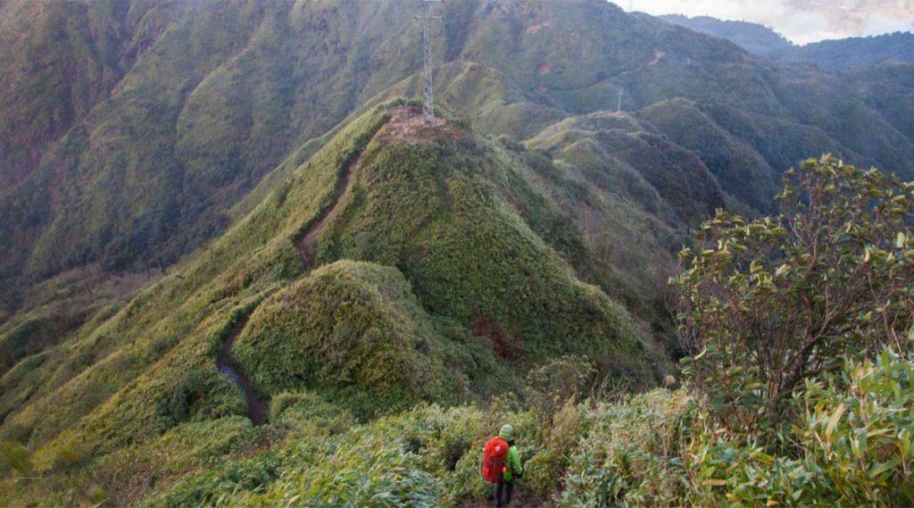 Fansipan trekking