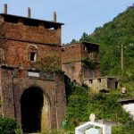 Hai Van Pass oude poort
