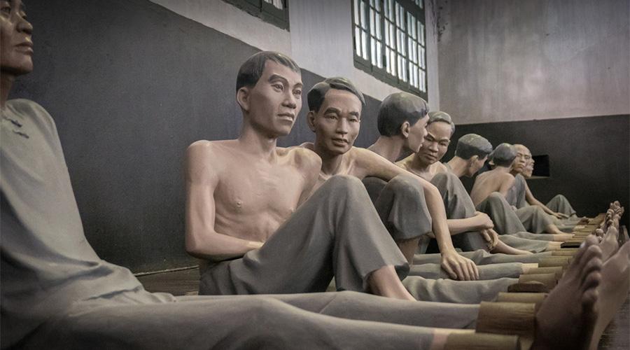 Hanoi Hilton museum