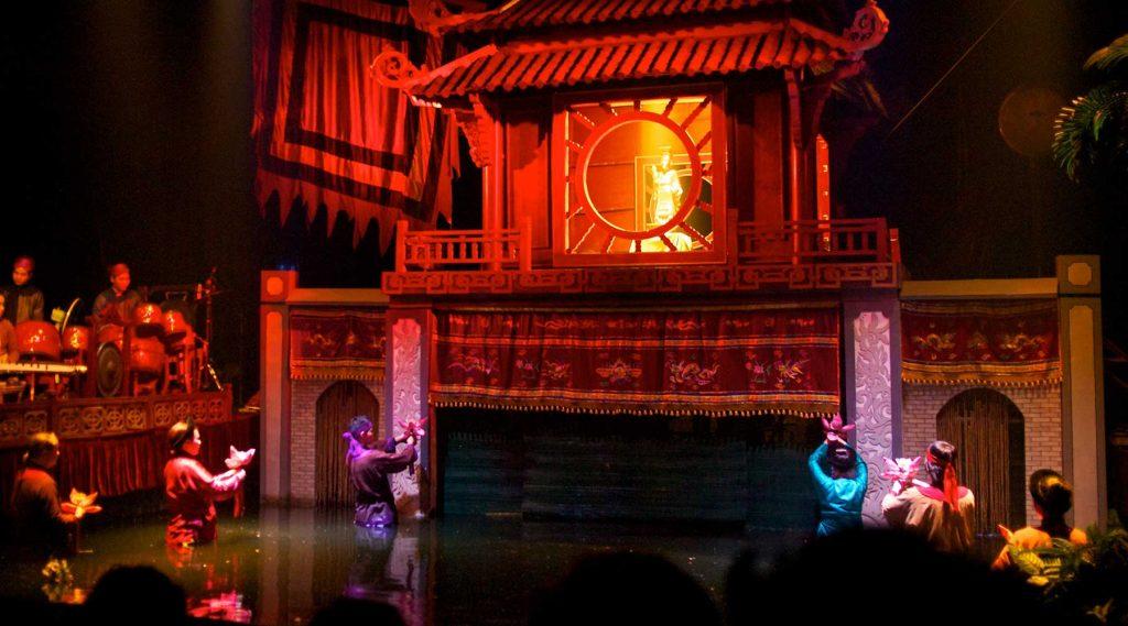 Hanoi waterpoppentheater