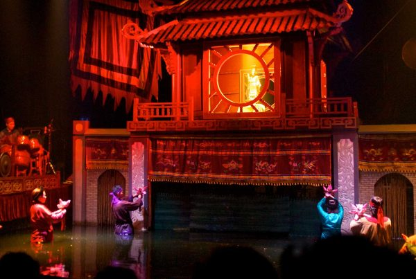 Hanoi waterpoppentheater