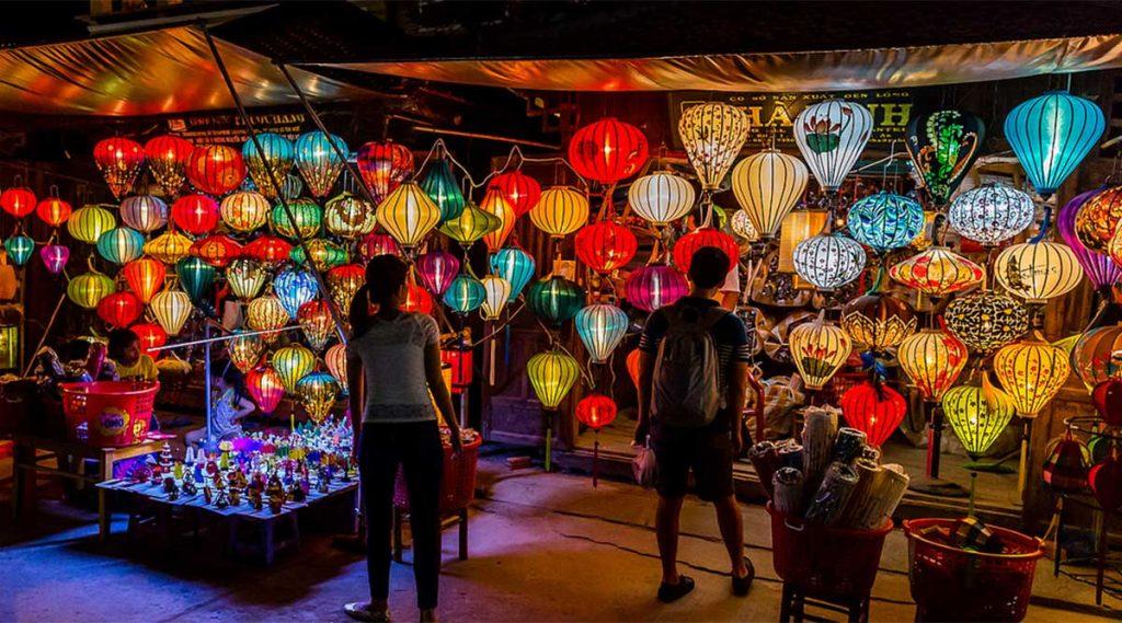 lantaarn markt Hoi An