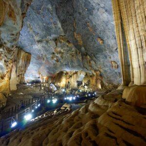 Paradise Cave in Vietnam