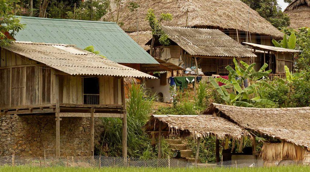 Pu Luong homestay