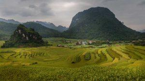 Pu Luong bij Mai Chau