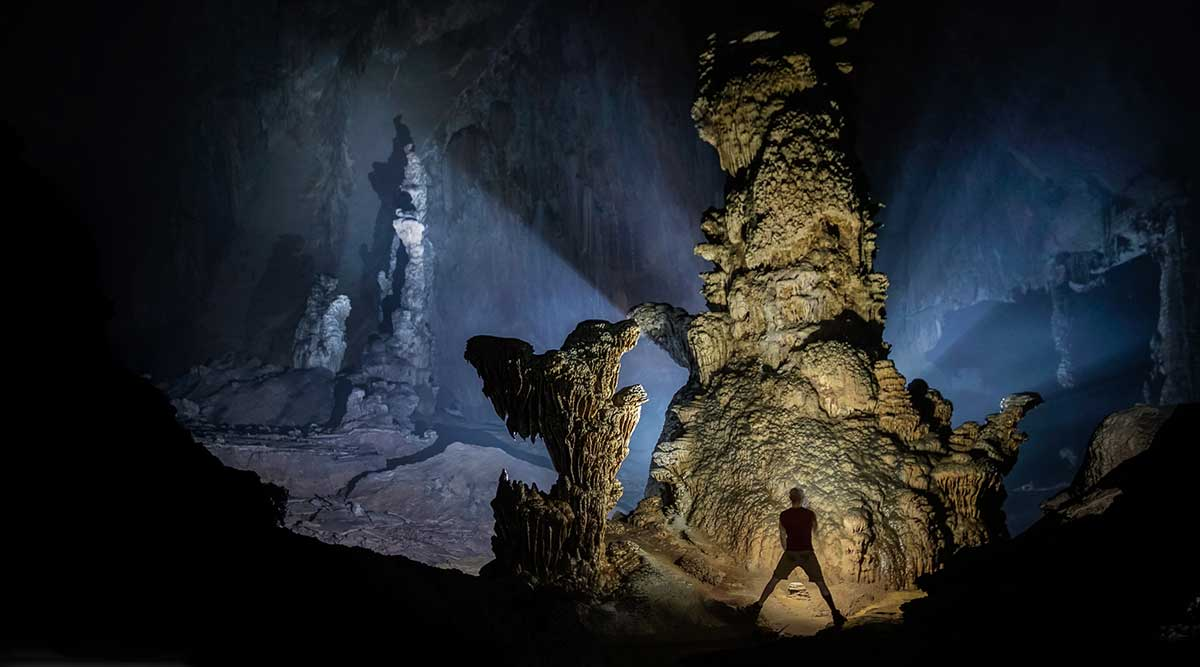 Pygmy Cave in Vietnam