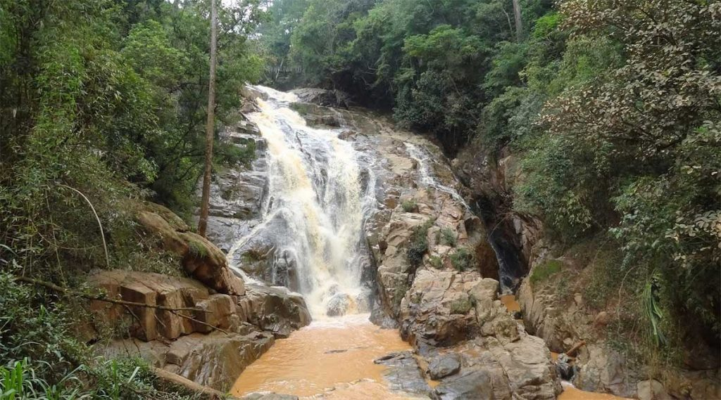 Tiger waterval