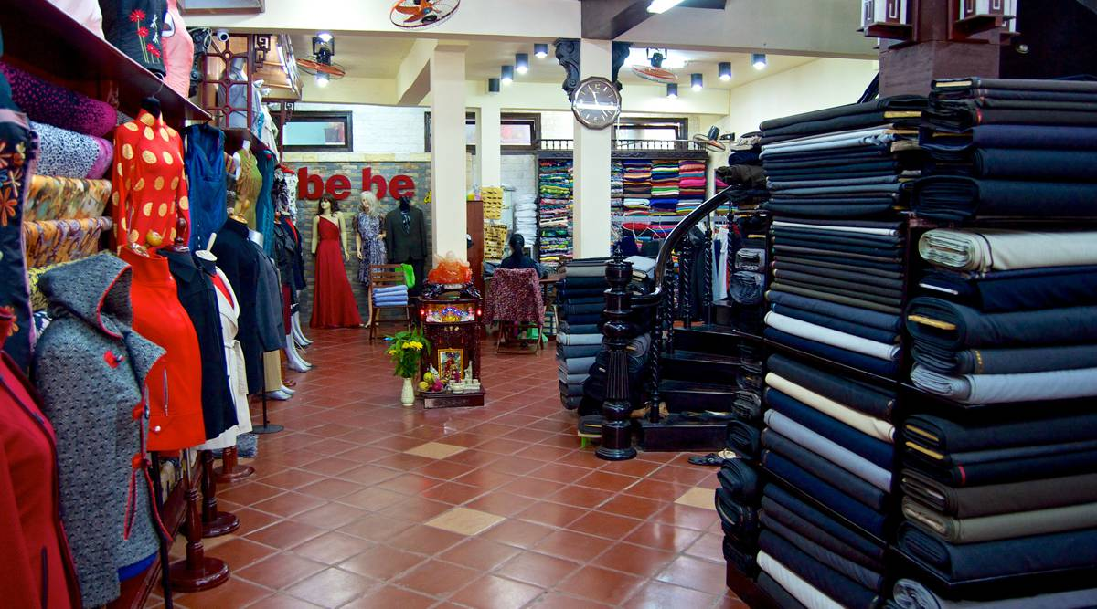 Be Be Tailor in Hoi An