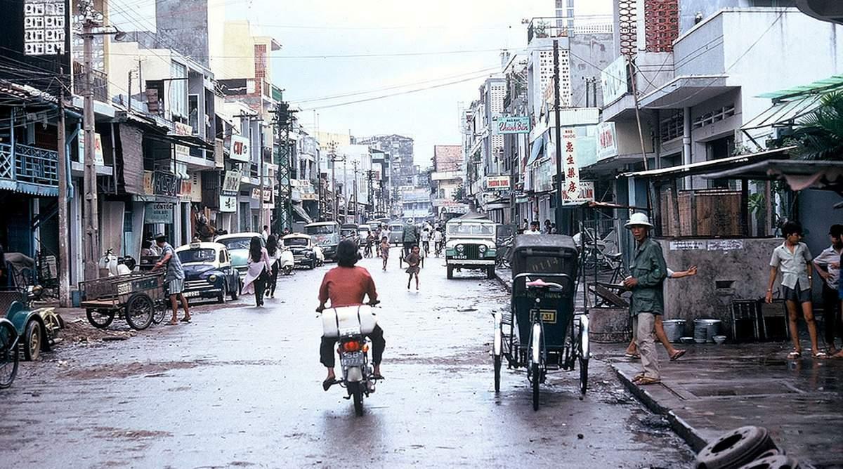 Bui Vien street vroeger