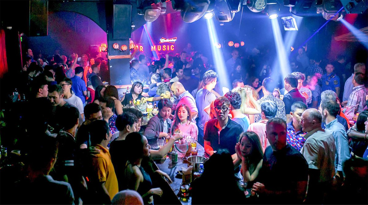 club uitgaan in Ho Chi Minh City