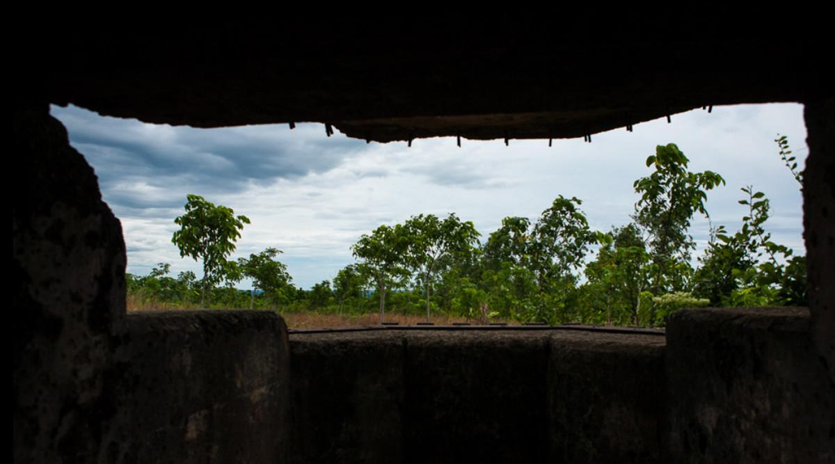 Con Thien bunkers