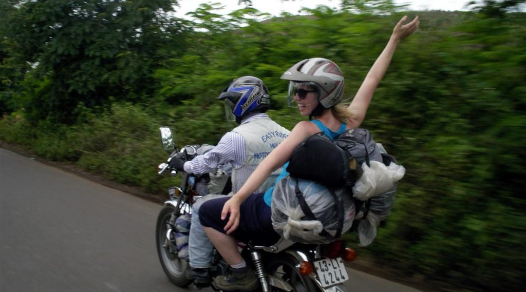 Easy Rider in Vietnam