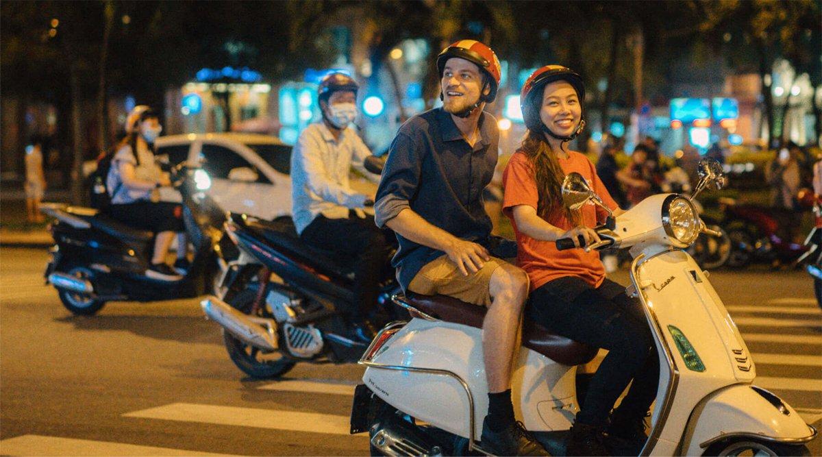 Food tour met de scooter in Ho Chi Minh City