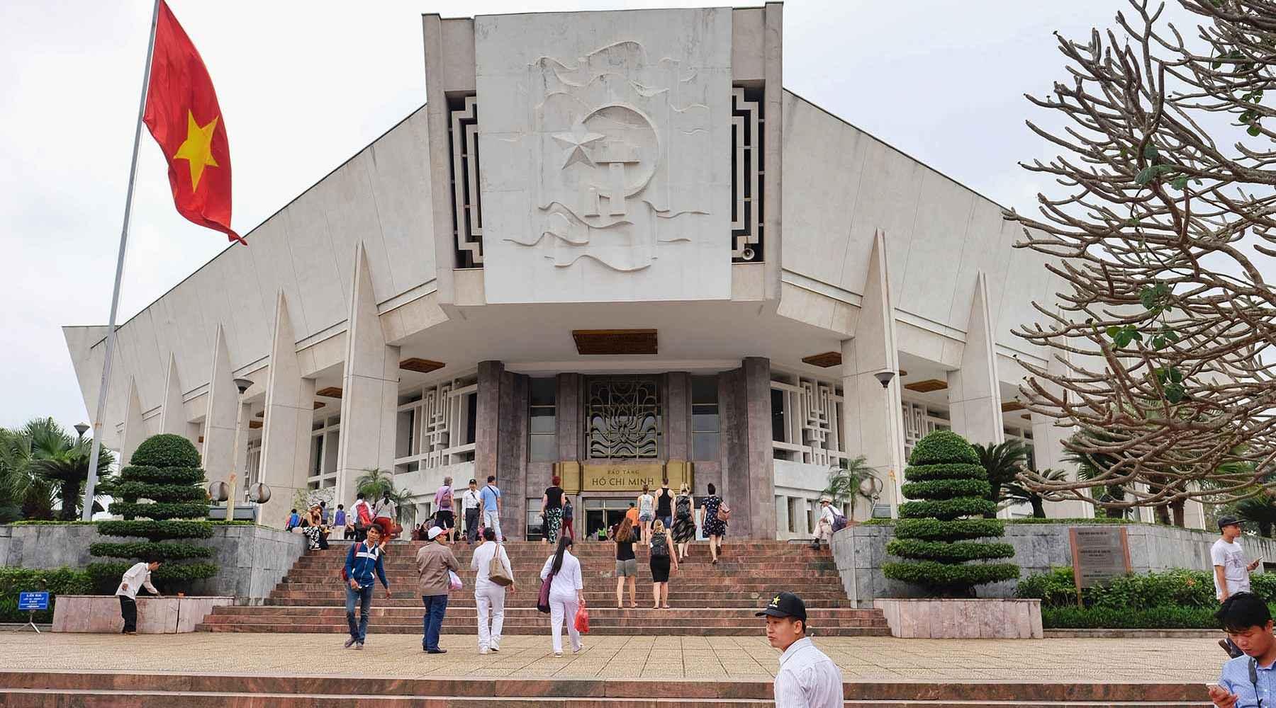 Ho Chi Minh Museum in Hanoi – Dit kun je er zien