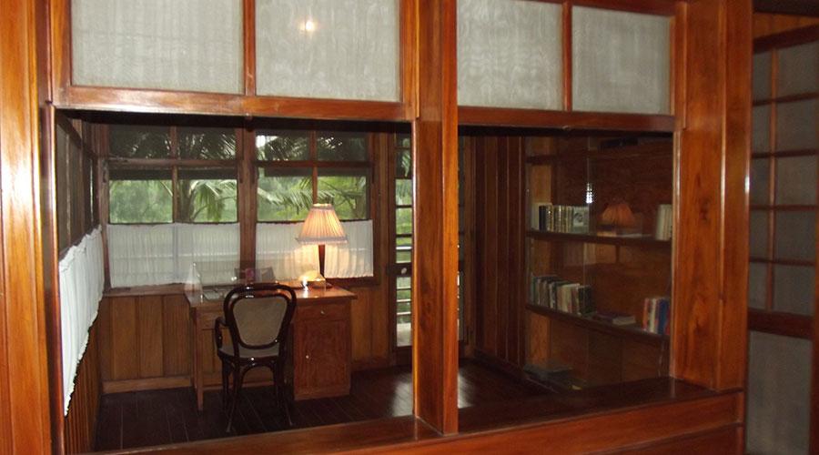 Ho Chi Minh's huis van binnen