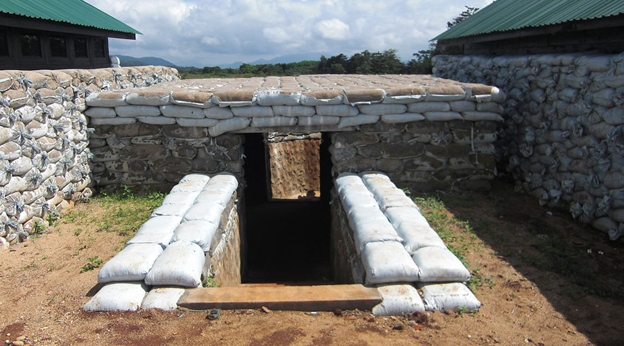 Khe Sanh Combat Base bunker