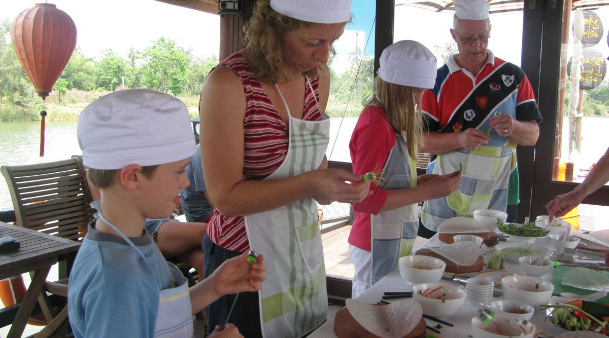 kookcursus in Hoi An