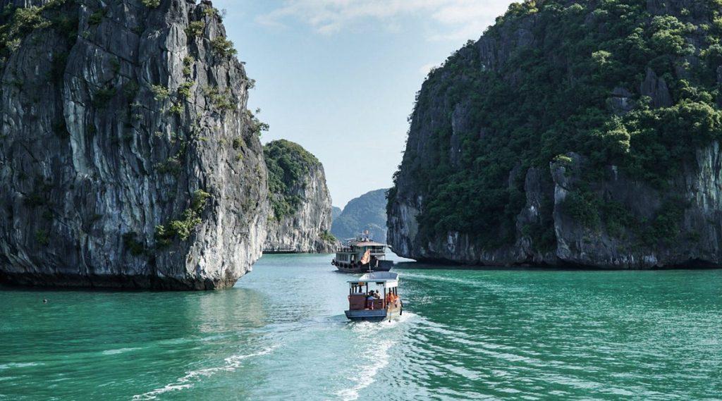 Lan Ha Bay cruise boottocht