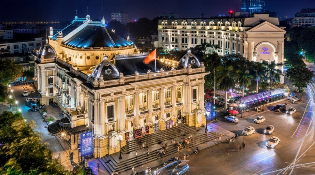 Opera House Hanoi