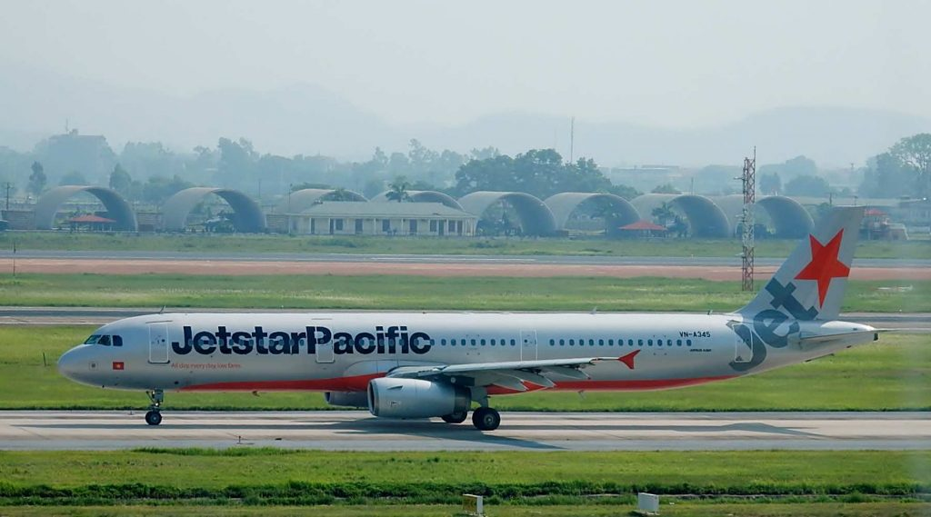 Review Jetstar Pacific