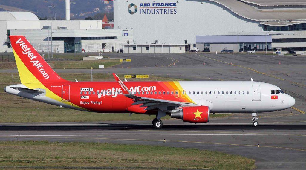 Review VietJet Air