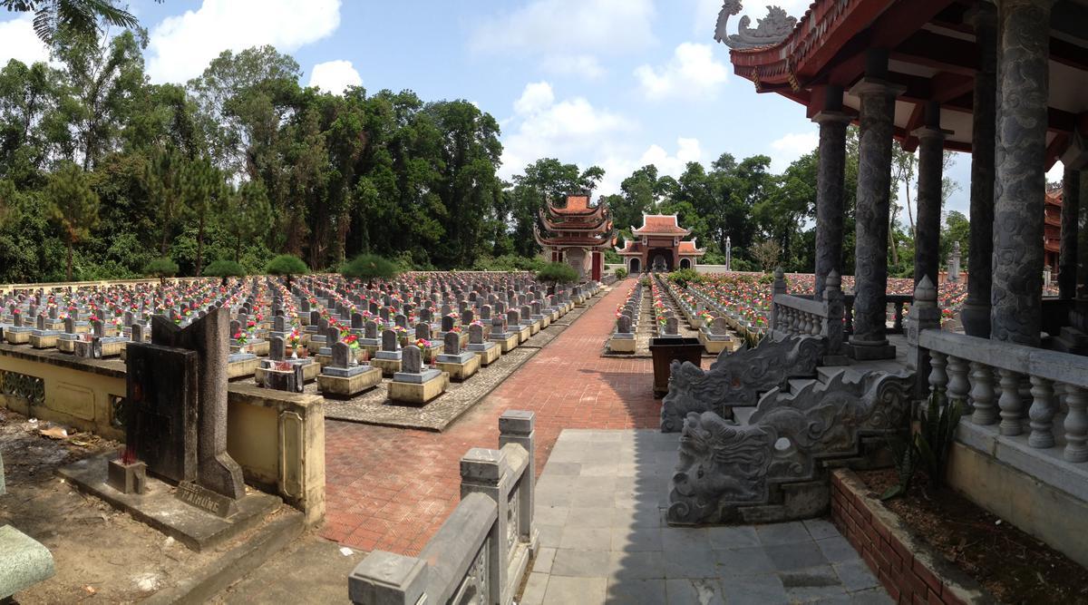 Truong Son begraafplaats