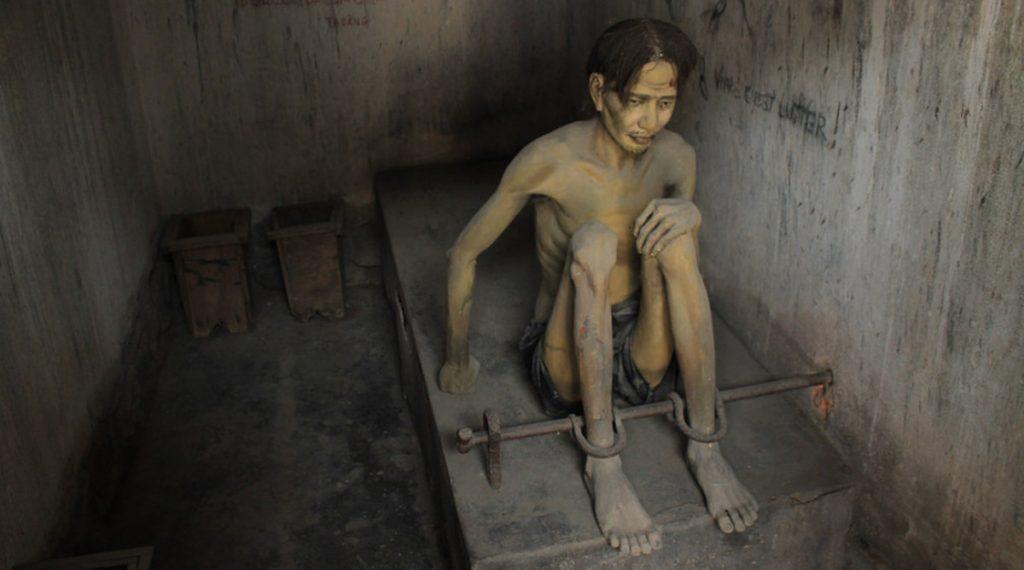 Vietnam oorlog cellen