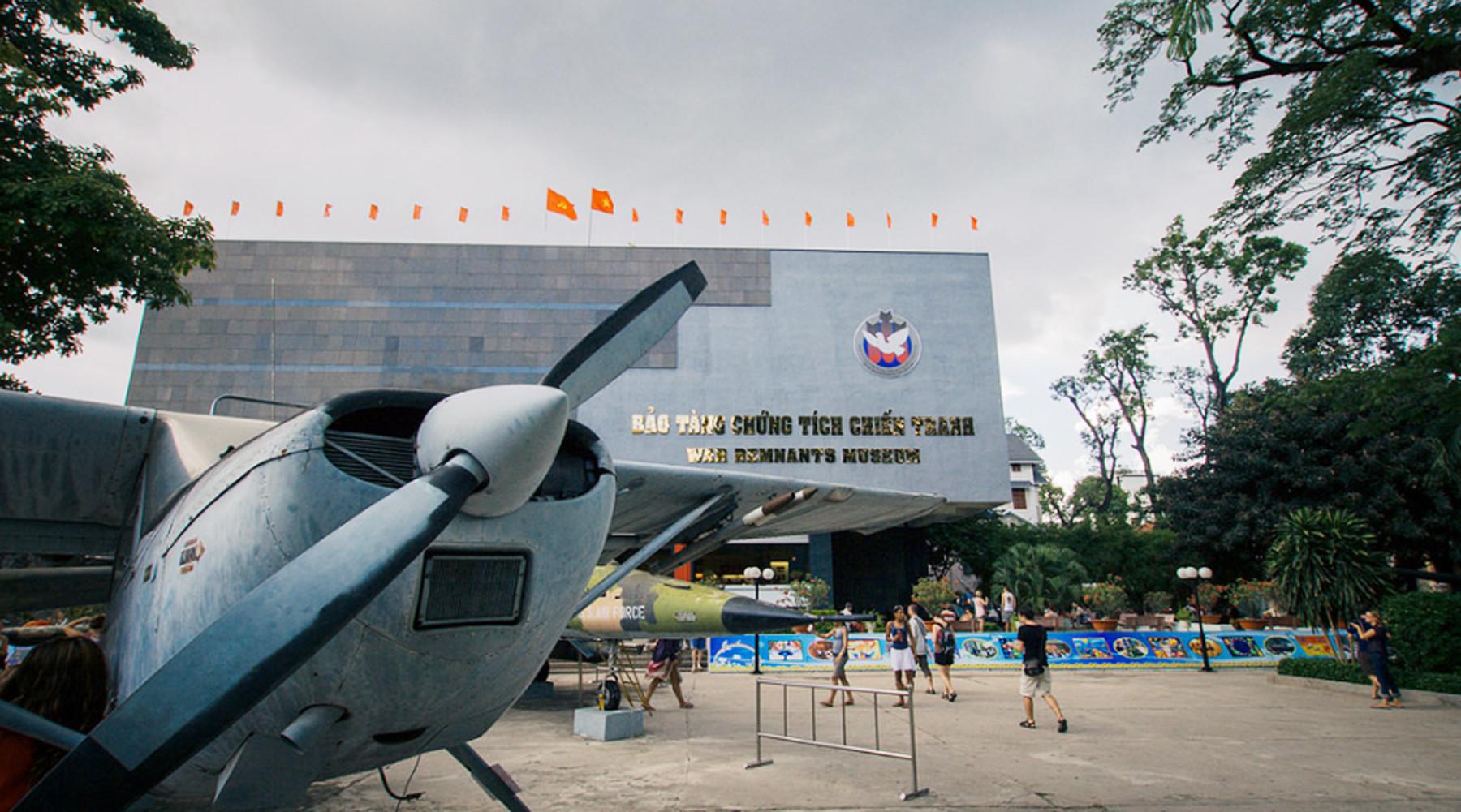 War Remnants Museum in Ho Chi Minh City – Bezoek het oorlogsmuseum