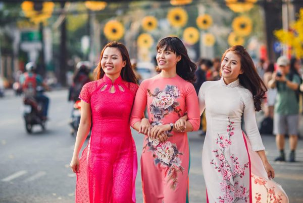 Ao Dai: Traditionele kleding in Vietnam