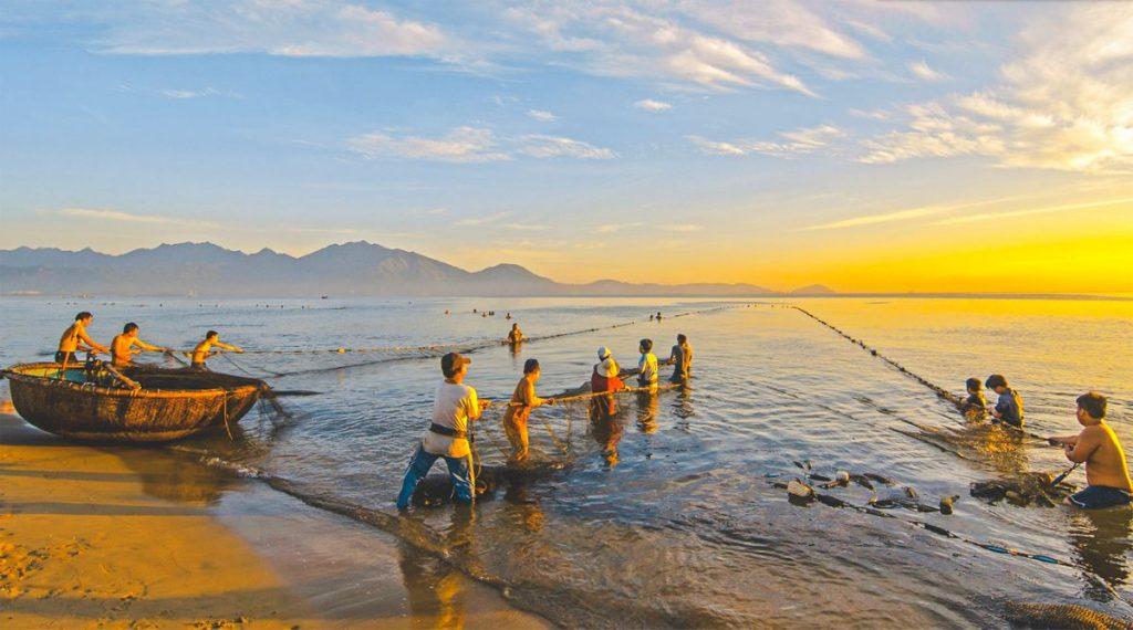 Binh Minh Beach