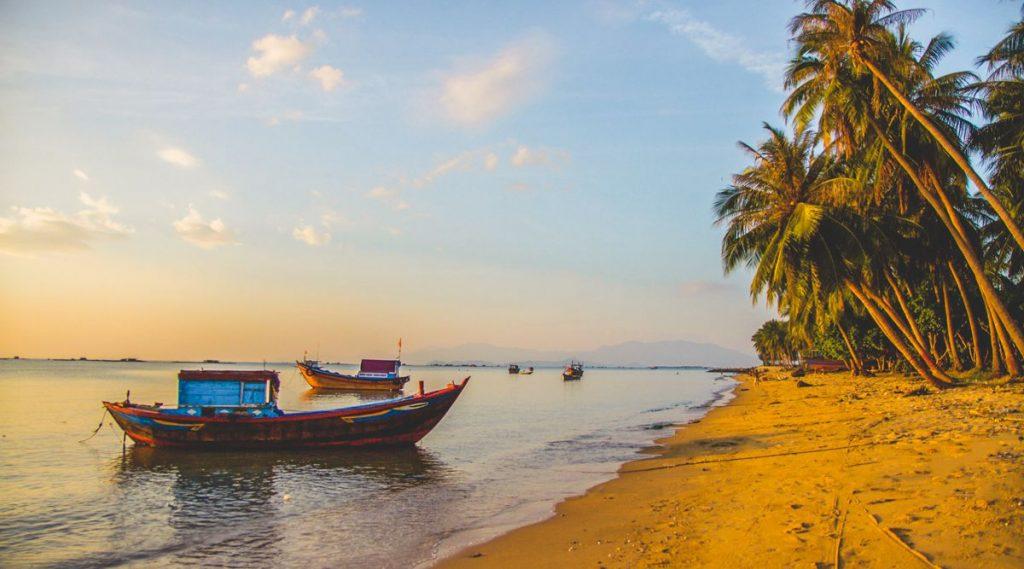 Binh Minh strand in Hoi An