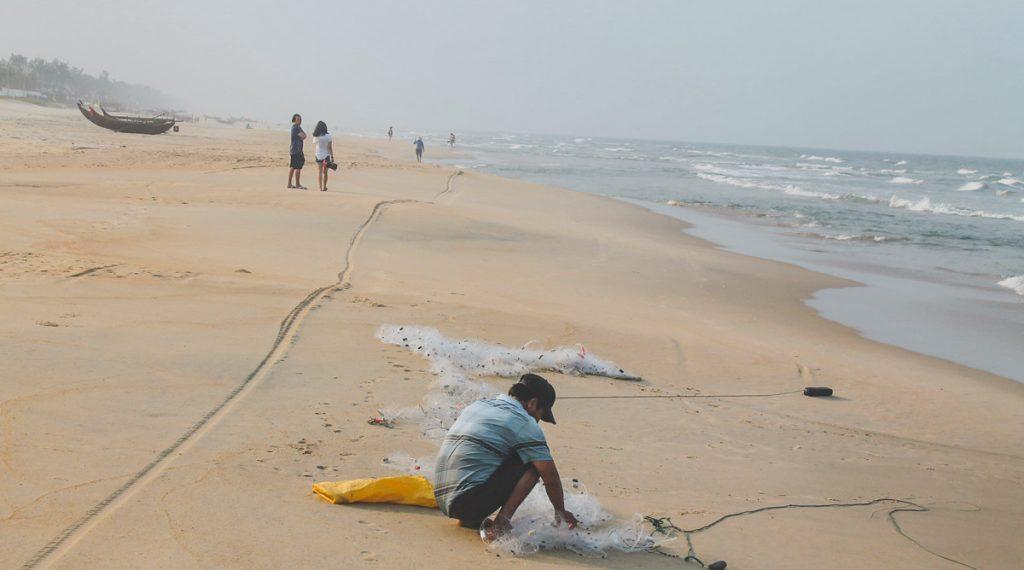 Cam Thanh beach