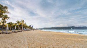 Da Nang strand