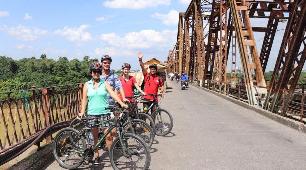 Hanoi fietsen