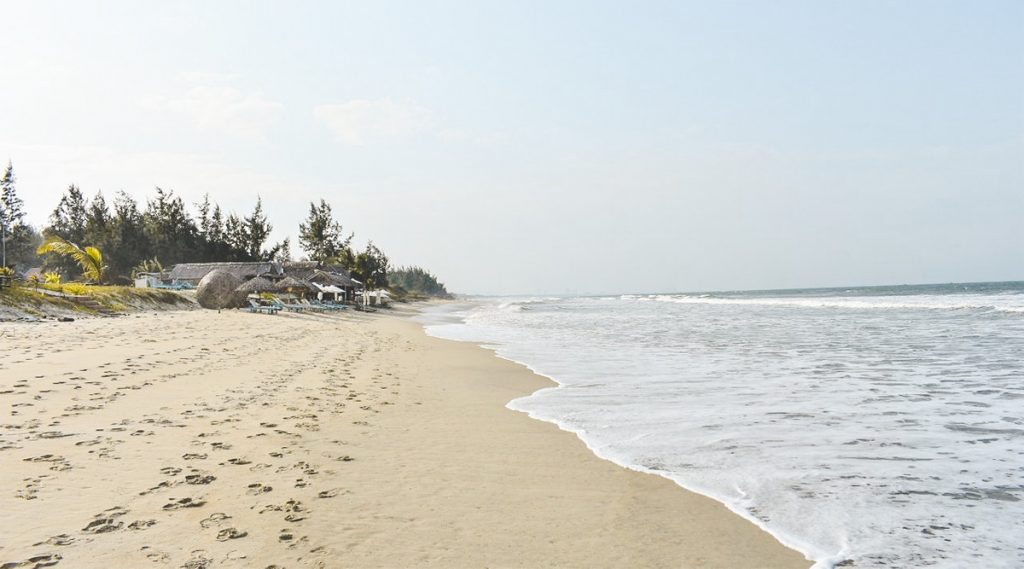 Hidden Beach in Hoi An